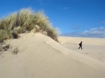 working in Oregon Dunes National RA, OR