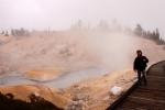 Bumpass Hell, Lassen National Park,CA