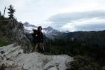 high peaks, Mount Rainier National Park,WA