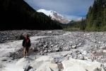 White River, Mount Rainier National Park,WA