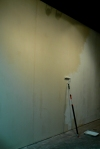 wall is primed