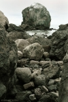 Big Sea Boulder (Land's End,S.F.)