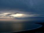 Bolinas Bay (from peak of Mount Tamalpais State Park, Marin County,CA)