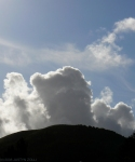 Cloud Over Hill