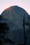 Dome at Sunset (YosemiteNP)
