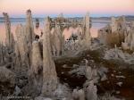 Mono Lake, dusk