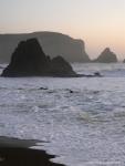 Surf & mist (PointReyes)